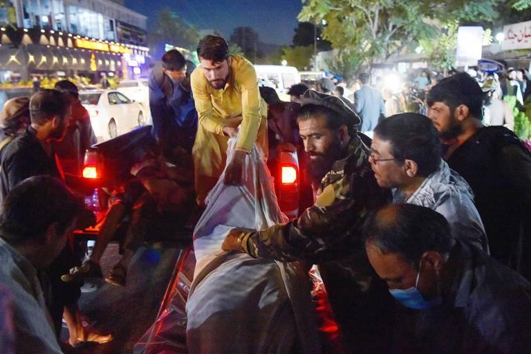 L'évacuation de Kaboul tourne au carnage