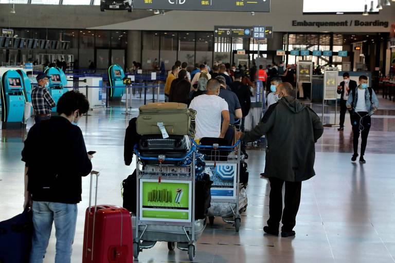 L'aéroport d'Heathrow veut créer des files rapides pour les personnes vaccinées