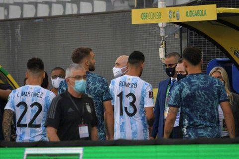 Match de la honte: la presse brésilienne l'affirme, les Argentins étaient au courant que des agents interviendraient