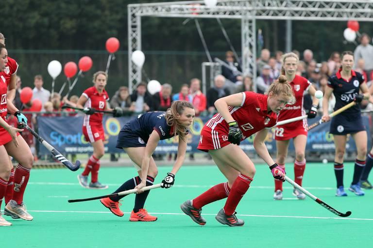 Hockey Dames: vers une finale entre Louvain et... le Racing !