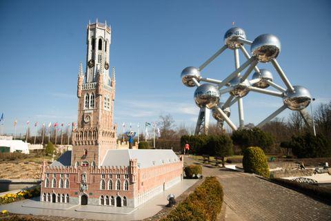 Mini-Europe reste à Bruxelles, pour trente ans au moins