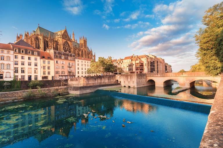 Trois bonnes raisons de venir à Metz