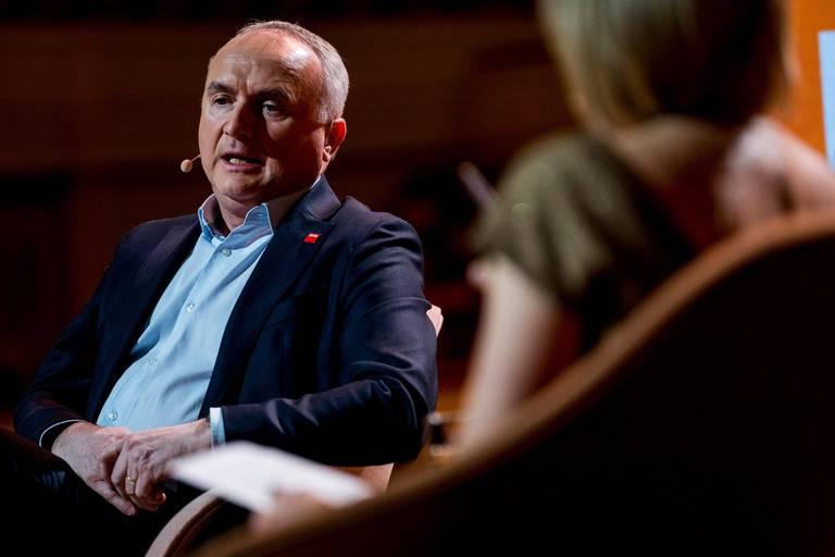 Jan De Witte, CEO de Barco.
