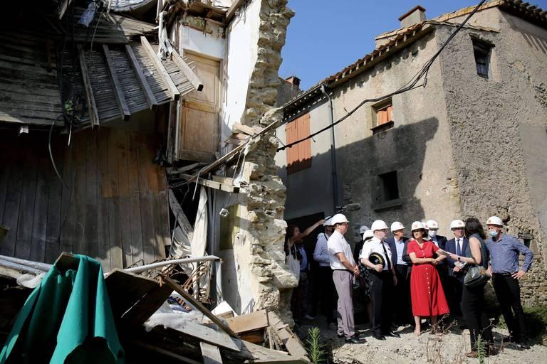 Intempéries : la confédération du bâtiment plaide pour des dommages-intérêts élevés