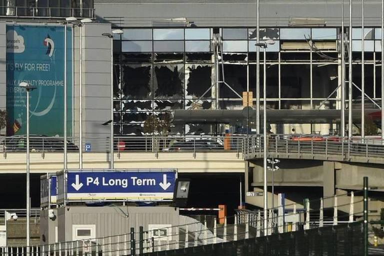 Attentat à l'aéroport de Bruxelles: les assaillants transportaient les bombes dans des valises
