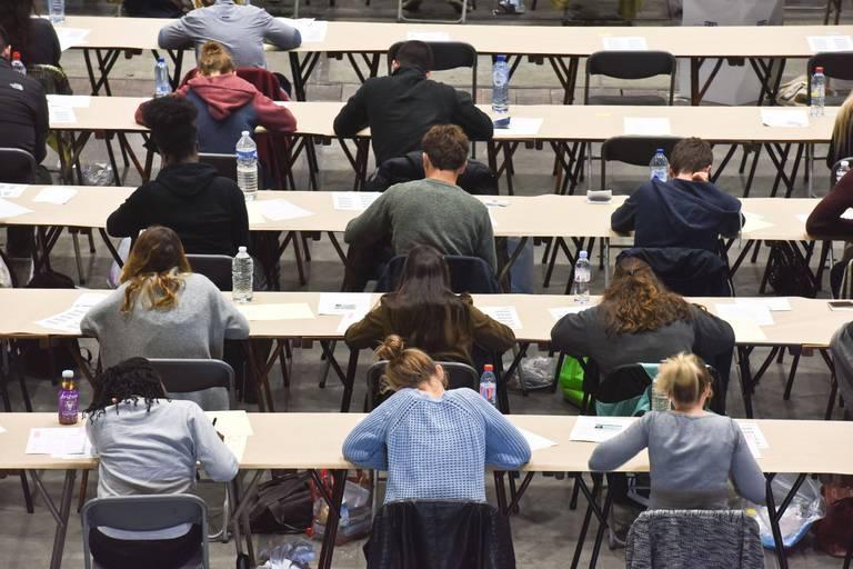 Près de 4.700 candidats attendus samedi pour la 2e épreuve de l'examen d'entrée aux études de médecine