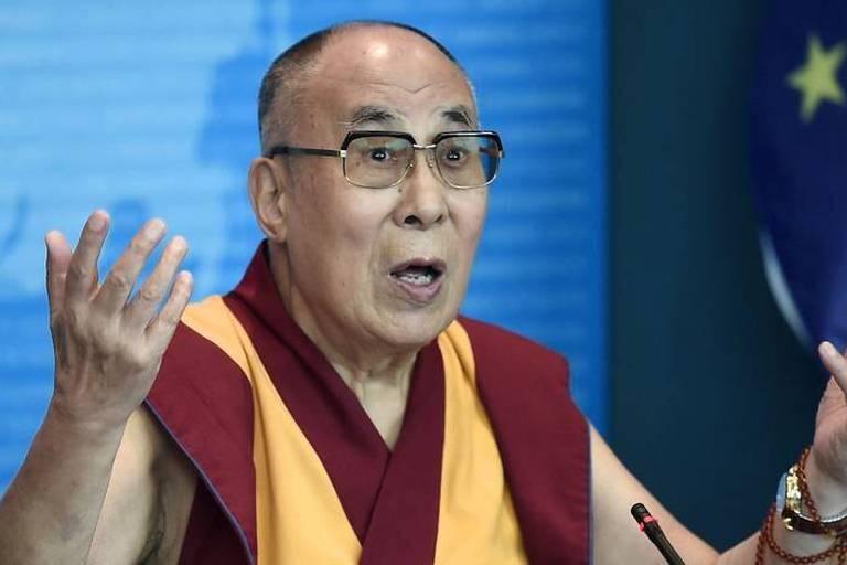 """Le dalaï lama appelle l'Union européenne à une """"critique constructive"""" de la Chine"""