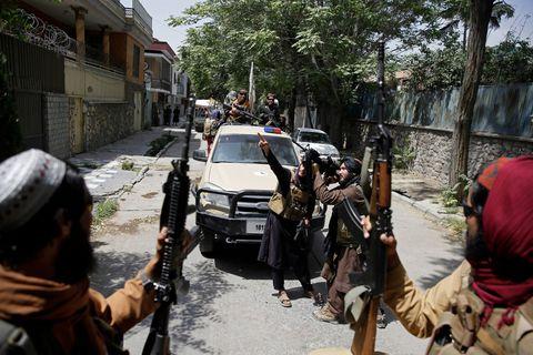 Liste noire, arrestations arbitraires, intimidations… Le vrai visage des talibans