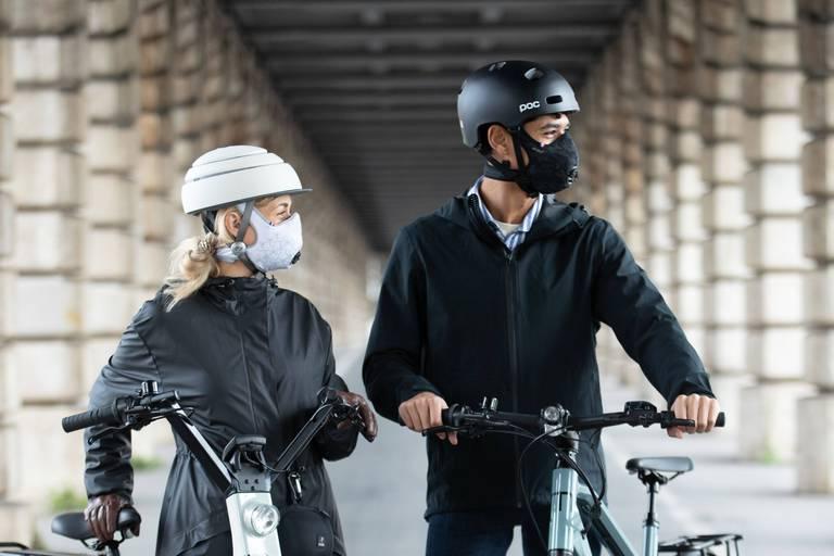 Masque antipollution Nano light: la chance de respirer un air pur