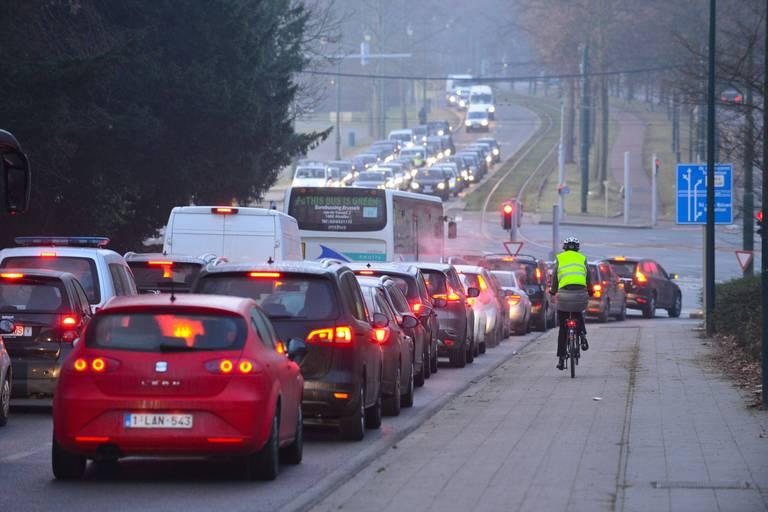 C'est décidé : les véhicules essence et diesel bientôt interdits à Bruxelles