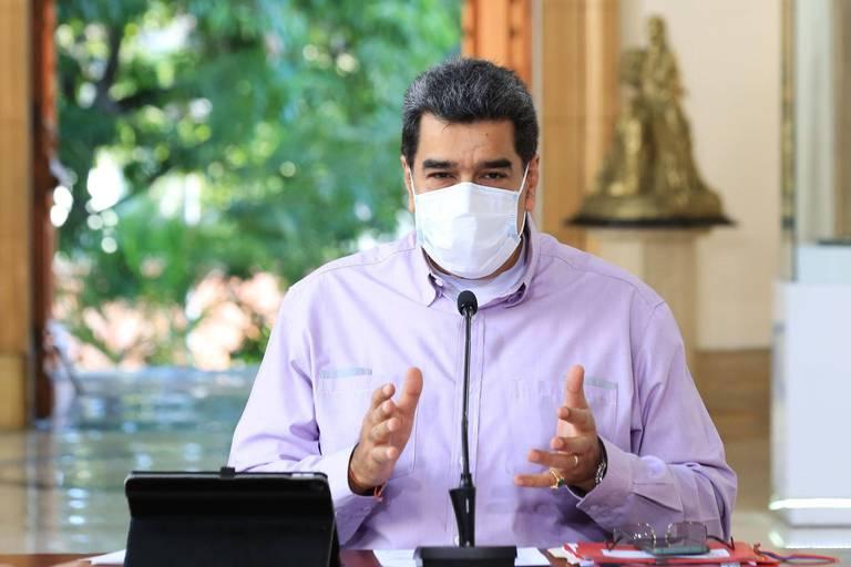 Maduro et des ministres à l'origine de crimes contre l'humanité au Venezuela