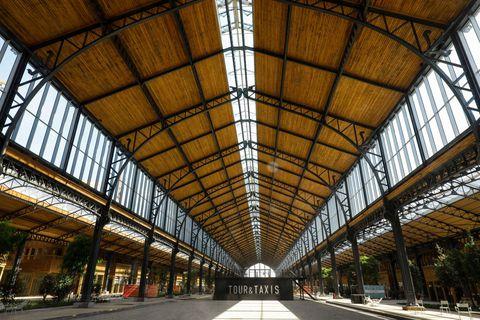 La Gare Maritime a été récemment inaugurée.