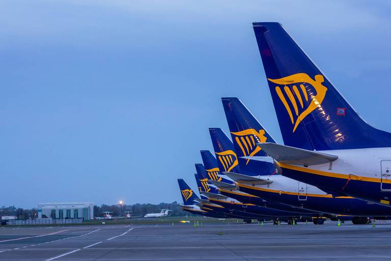 Ryanair part à la recherche de 2 000 pilotes pour conduire sa flotte