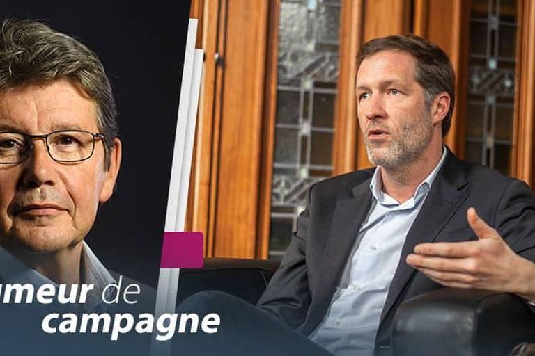 """""""Humeur de campagne"""" : Magnette, l'homme providentiel du PS français ? Di Rupo devrait sauter de joie"""