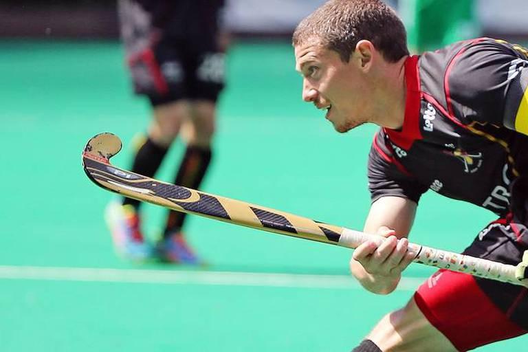 Hockey - équipe nationale Messieurs - Red Lions - John John Dohmen