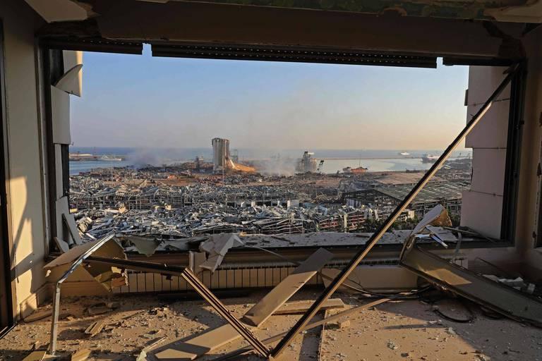 La reconstruction de Beyrouth coûtera 2,5 milliards de dollars