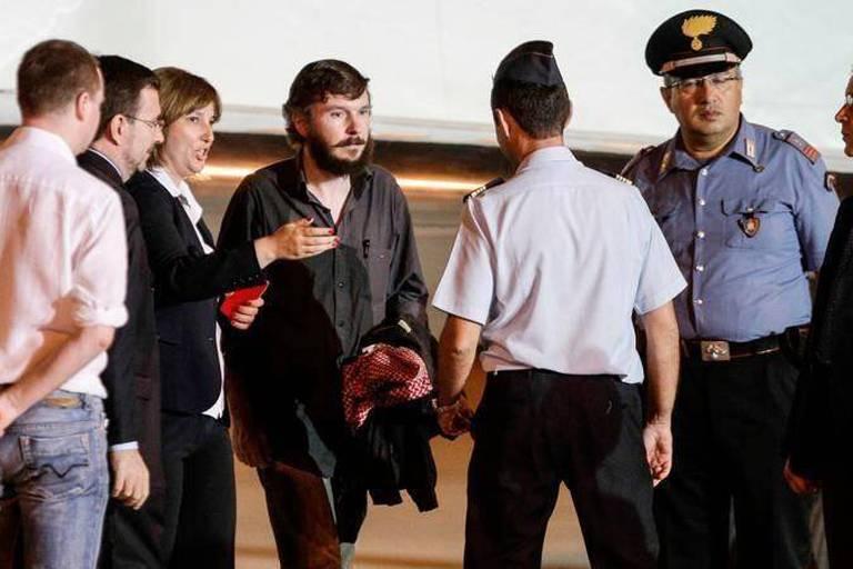 """Syrie: Pierre Piccinin est en bonne santé, """"malgré les tortures subies"""""""