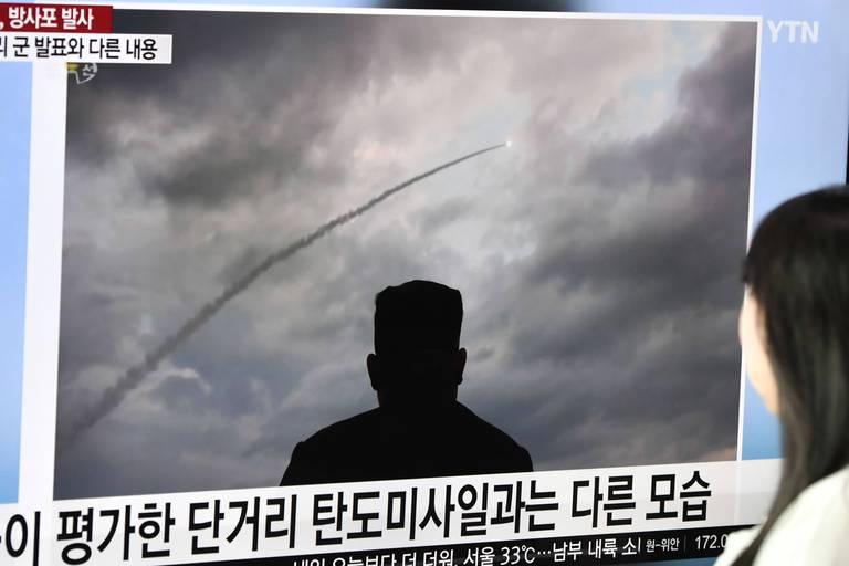 La Corée du Nord tire des projectiles non identifiés de courte portée