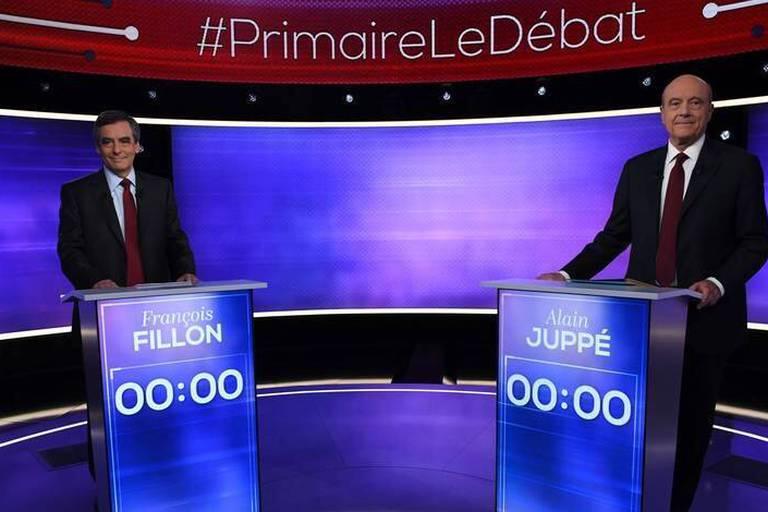 Débat de la primaire: Juppé peine à inverser la tendance (VIDEOS)