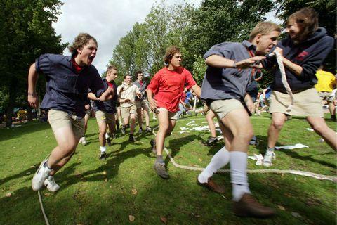 Un camp de jeunesse flamand interrompu à cause du Covid : 73 participants positifs