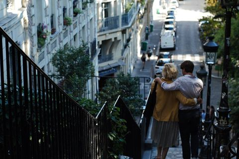 L'histoire de l'amour à Paris