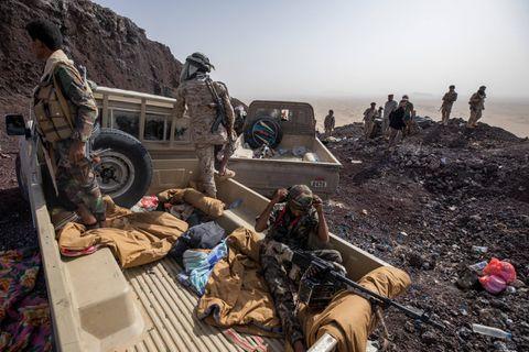 Conflit au Yémen : près de 80 combattants tués dans des affrontements à Marib