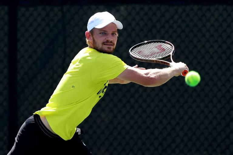 David Goffin reste 30e au classement ATP, pas de changement dans le top 20