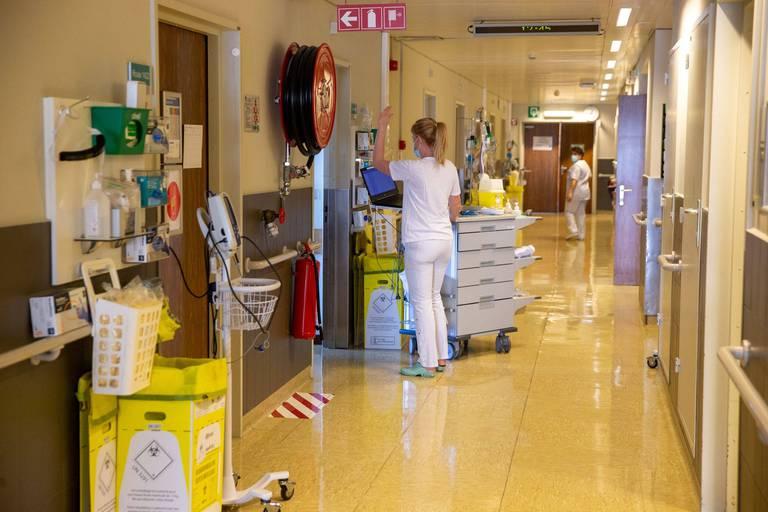 Coronavirus en Belgique: 60 admissions en moyenne par jour à l'hôpital