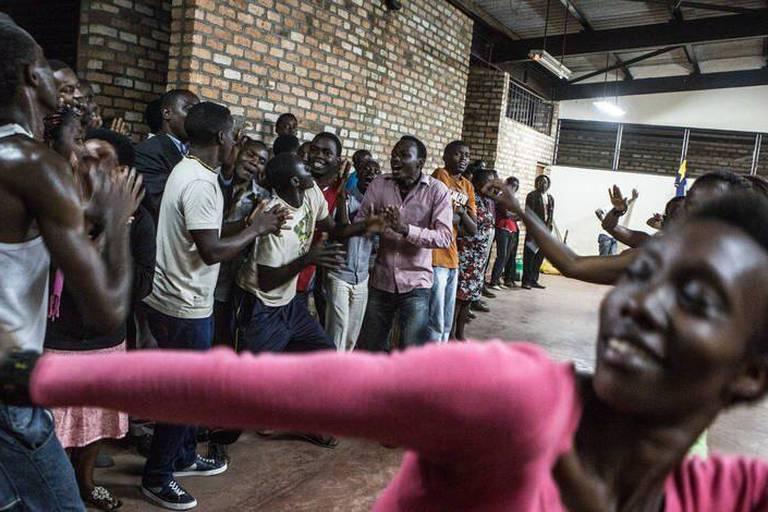Avoir vingt ans au Rwanda