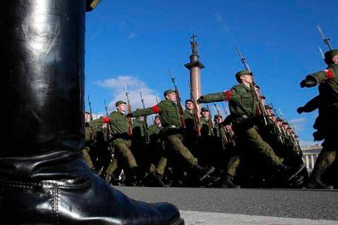 Russie: l'armée de terre mobilisée pour la sécurité des JO de Sotchi