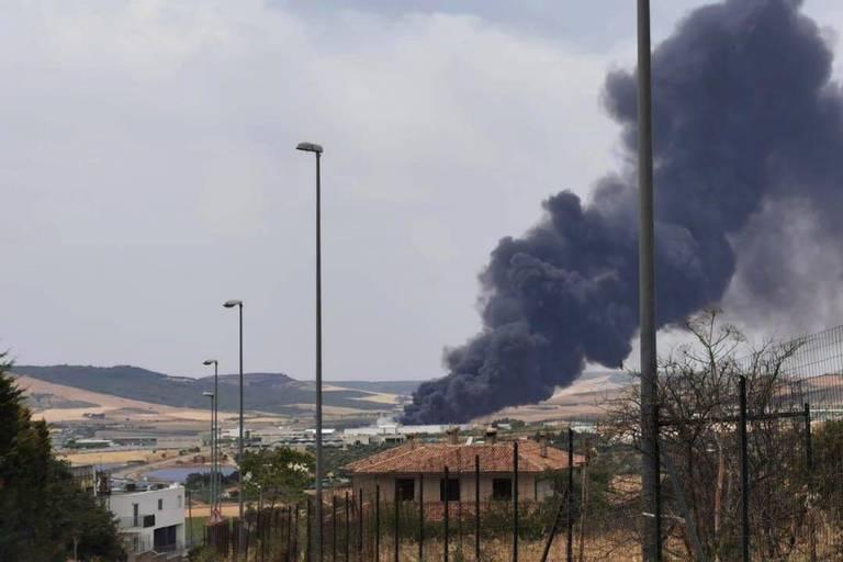 Des températures en hausse attendues en Italie, ravagée par des feux de forêt