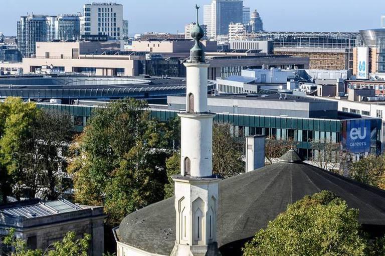 Grande Mosquée: Riyad est d'accord pour en céder la gestion aux musulmans locaux