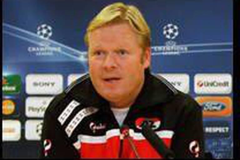 AZ Alkmaar: Ronald Koeman limogé