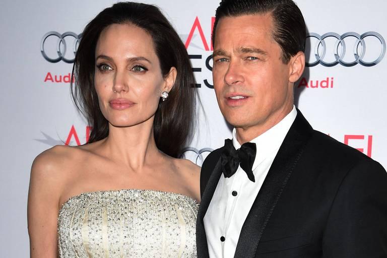 Angelina Jolie provoque une nouvelle guerre de territoire amère avec Brad Pitt