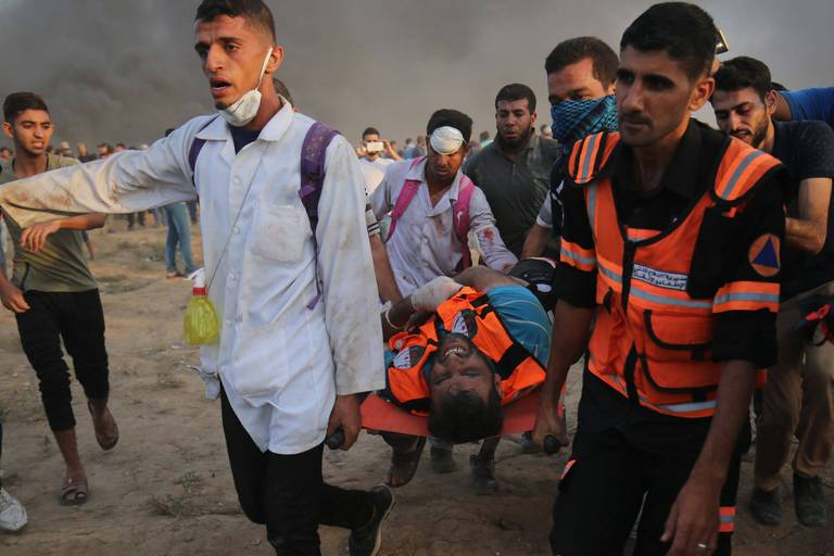 """L'ONU accuse Israël de possibles """"crimes contre l'humanité"""" à Gaza"""