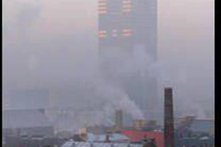 Les villes belges dans le 'smog' jusque vendredi