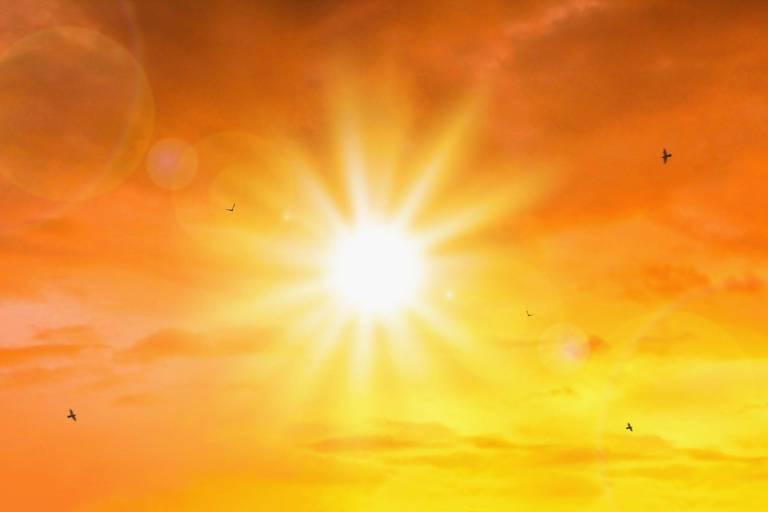 Enfin une bonne nouvelle venue du ciel: le soleil s'installe pour au moins deux semaines