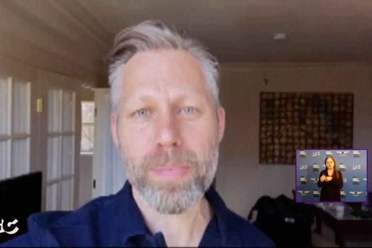 Le réalisateur Darius Marder.