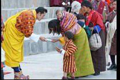 Au Bhoutan, le jeune roi contre la mondialisation