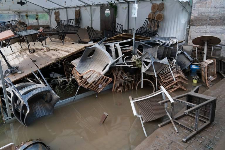 Plus de 2.000 habitations touchées par les inondations en province de Luxembourg