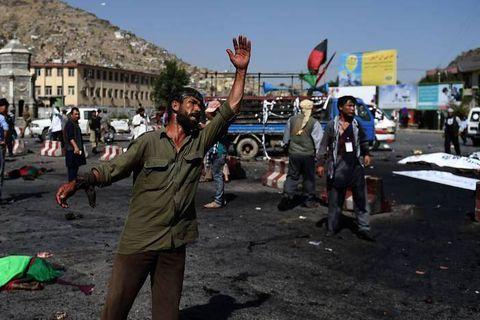 Kaboul : au moins 80 morts et 231 blessés dans un attentat revendiqué par l'EI