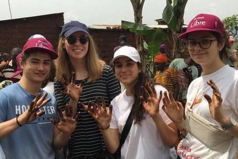 Des jeunes Belges plongent dans le quotidien des Rwandais... et ce n'était pas facile