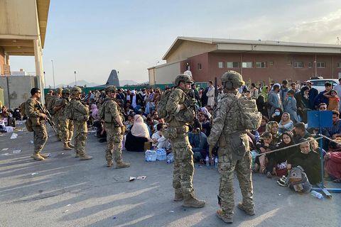 Afghanistan : six millions de dollars récoltés en deux jours pour l'évacuation de civils