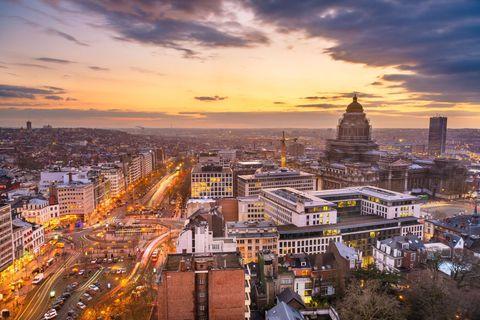 Un nouveau logement sur cinq à Bruxelles émane d'une reconversion de bureaux