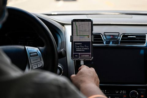 """Didi : l'action du """"Uber chinois"""", coté à Wall Street depuis la semaine dernière, chute de 25 %"""