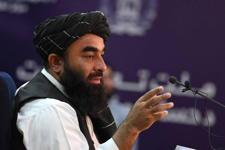 Le porte-parole des talibans