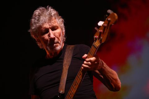 Pink Floyd co-founder Roger Waters gives concert - Moscow