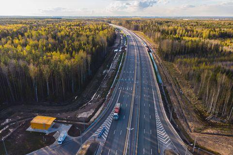 En Russie, sur les routes à péage, les voitures électriques pourront rouler gratuitement