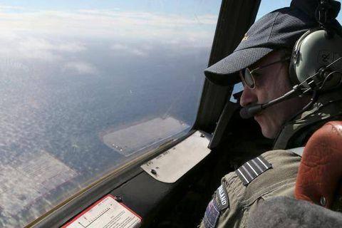 Boeing disparu: nouvelle version du dernier message du pilote