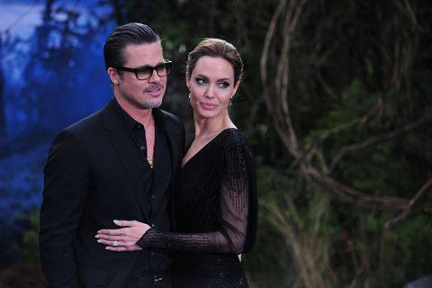 Angelina Jolie se confie sur sa séparation avec Brad Pitt